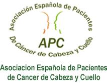 Logo asociacion española de cancer de cabeza y cuello