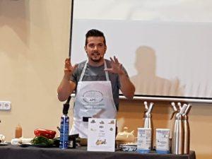 Carlos Maldonado Cáncer de Cabeza y cuello Master chef 3
