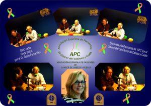 Cáncer de Cabeza y Cuello- Entrevista de Radio en Onda salud con Darío Fernándezz