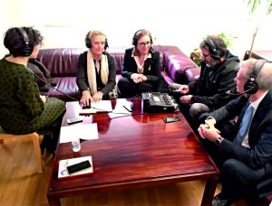 Cáncer de Cabeza y Cuello- entrevista en Radio 5- III Congreso Experiencia del Paciente